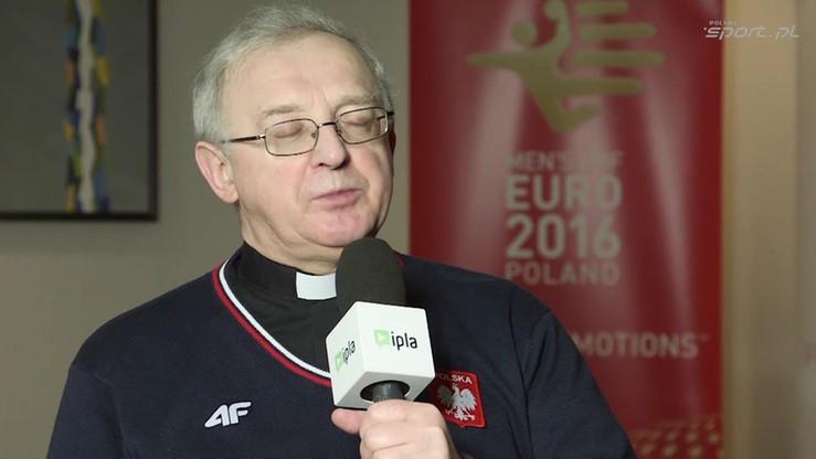 Kapelan polskich sportowców: Zawodnicy często przyznają, że po spotkaniach są jeszcze bardziej naładowani