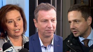 03-02-2017 09:21 Kidawa-Błońska, Halicki, Trzaskowski. PO do końca lipca przedstaw kandydata na prezydenta Warszawy