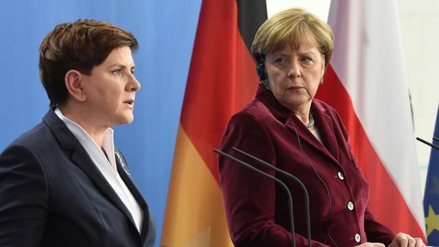 Beata Mazurek: Kanclerz Angela Merkel przyjeżdża do Polski