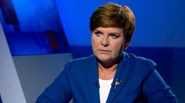 02-04-2016 14:58 Premier Szydło będzie dziś gościem Polsat News
