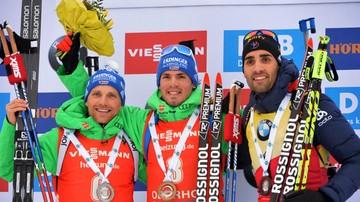 2017-01-08 PŚ w biathlonie: Niemiecki dublet w Oberhofie