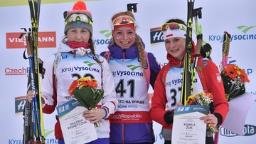 2017-12-12 PŚ w biathlonie: Żuk zastąpi Hojnisz w Annecy
