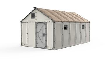 03-11-2015 18:05 Szwajcaria chce kupić dla uchodźców domy od IKEI