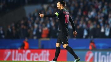 2015-11-25 Piłkarze PSG wygwizdani w Malmoe! Oprócz Zlatana! (WIDEO)
