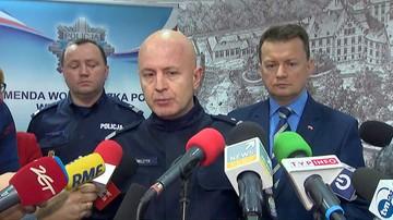Szef KGP: nie było poważnych błędów w akcji policji w Wisznia Mała
