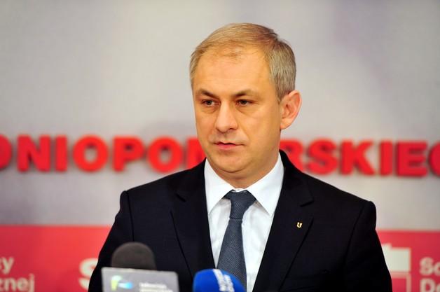 Napieralski odwoła się od decyzji o zawieszeniu