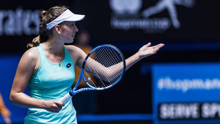 WTA w Hobart: Obrończyni tytułu w czwórce