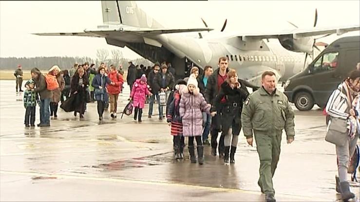Poznań przyjmie 12 rodzin z ukraińskiego Mariupola