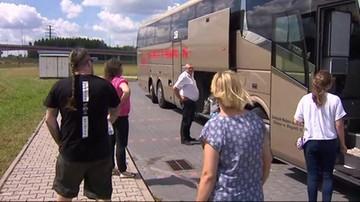 Kierowca polskiego autokaru został zatrzymany w Serbii na 48 godzin