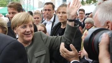 """Merkel """"wyprasza sobie"""" ingerencję Erdogana w wybory do Bundestagu"""