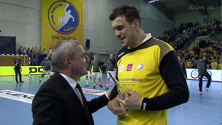 Medaliści i bohaterowie EHF Euro 2016 w barwach Vive uhonorowani!