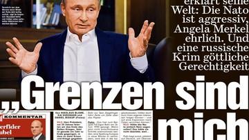 11-01-2016 10:12 Putin o Krymie: liczy się los i wola ludzi, a nie granice