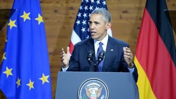 25-04-2016 13:38 Obama: państwa Europy powinny wydawać więcej na obronność