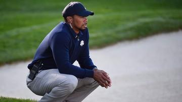 2016-10-11 Tiger Woods nie chce jeszcze wracać do golfa