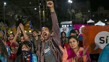 02-10-2017 05:12 Rząd Katalonii: 90 proc. uczestników referendum głosowało za niepodległością
