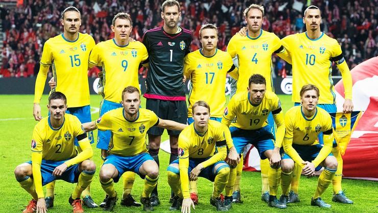 Euro 2016: Trener Szwecji ogłosił kadrę