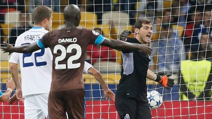 Liga Mistrzów: Casillas wyrównał rekord Xaviego