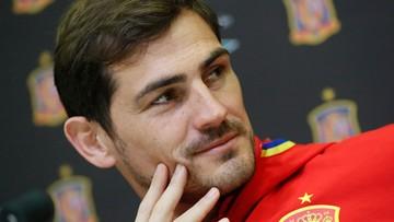 28-03-2016 15:15 Casillas wyrównał rekord Europy w liczbie meczów w reprezentacji