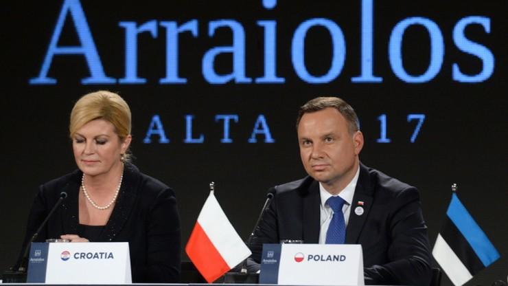 Prezydent Duda: Polska otwarta na niesienie pomocy w rozwiązaniu kryzysu migracyjnego