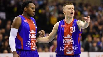 2017-03-21 PLK: Zawieszony King Szczecin trenuje na własną rękę