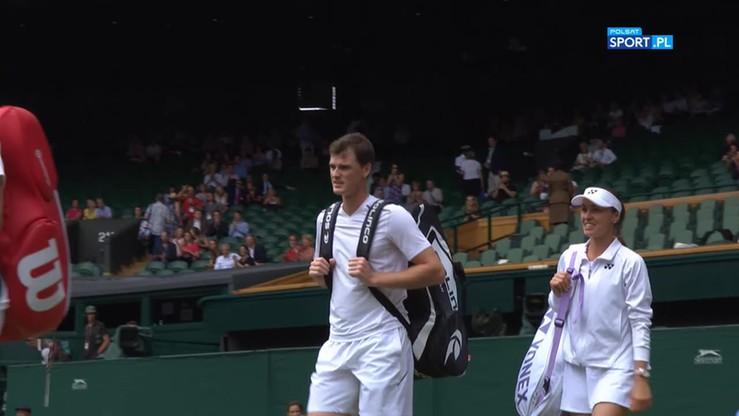 Hingis/Murray - Watson/Kontinen 2:0. Skrót meczu