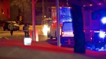30-01-2017 06:57 Strzelanina w meczecie w Kanadzie. Nie żyje 6 osób, 8 zostało rannych
