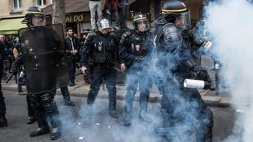 13-05-2016 14:55 Zamieszki we Francji i frustracja policjantów