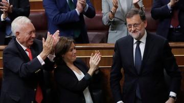 29-10-2016 21:31 Po 10 miesiącach kryzysu Hiszpanie doczekali się rządu. Mariano Rajoy premierem