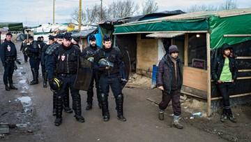 """29-02-2016 12:56 Francja: rozpoczęto likwidację części """"dżungli"""" pod Calais"""