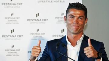2016-07-27 Ronaldo sprzedaje koce ze swoją podobizną