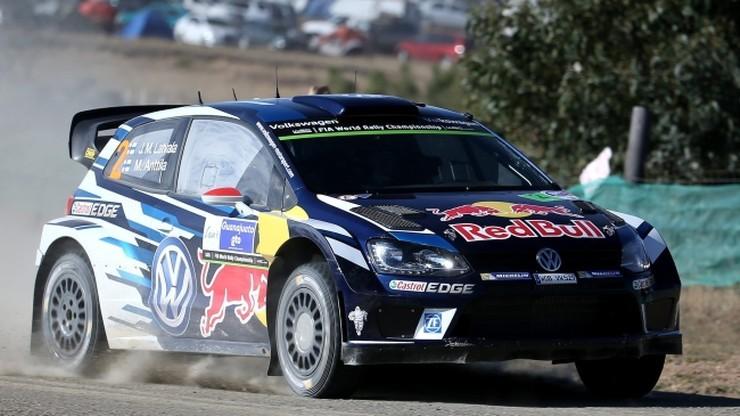 Latvala zostanie w Volkswagenie