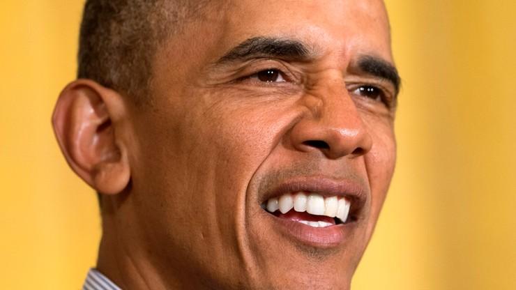 Obama: zepchnęliśmy ISIS do defensywy