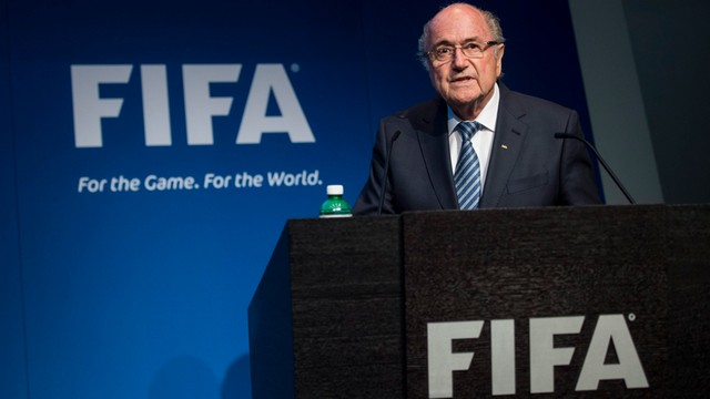 Blatter nadal otrzymuje wynagrodzenie