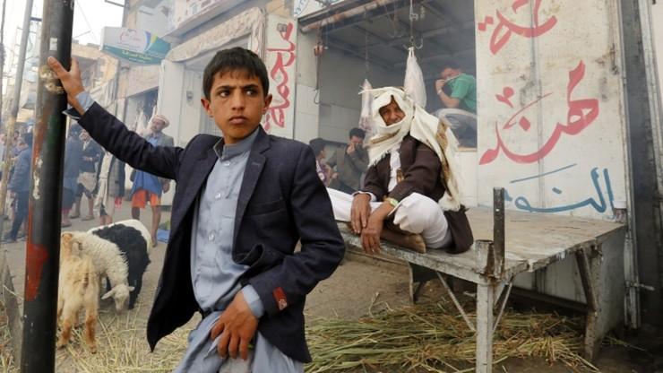 Epidemia cholery w Jemenie nasila się. Może być nawet 600 000 przypadków