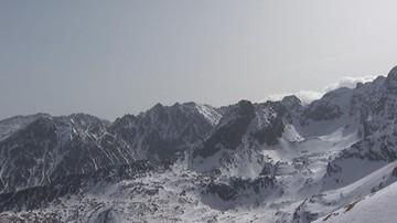 17-06-2017 17:59 W Tatrach spadł śnieg. Złe warunki turystyczne