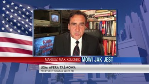 Mariusz Max Kolonko - Skandal w USA. Prezydent nagrał szefa FBI?
