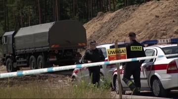 Białystok: saperzy wywieźli półtonową bombę. Ewakuowani mieszkańcy wracają do domów