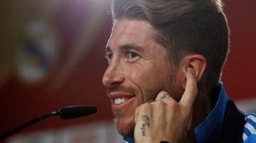 2017-11-09 Sergio Ramos: Neymar? W Madrycie drzwi są otwarte