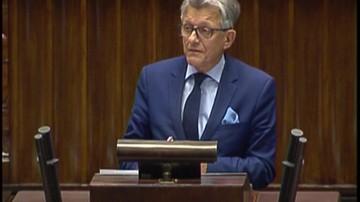 Piotrowicz: sędziowie decydują, kto zostanie sędzią
