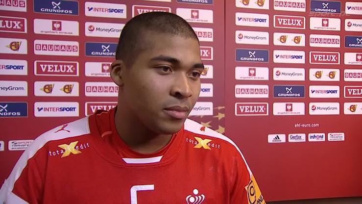 Mads Mensah Larsen: Cieszyliśmy się grą w meczu z Węgrami