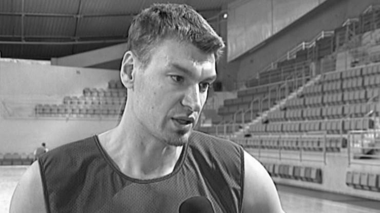 Nie żyje Adam Wójcik. Był jednym z najlepszych polskich koszykarzy