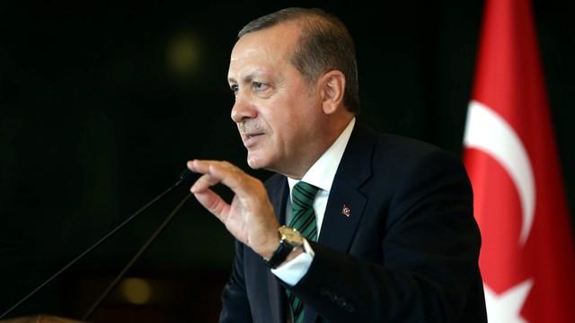 Erdogan: Turcja będzie walczyć do końca przeciwko terrorystom