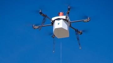 26-03-2016 20:33 Historyczna dostawa towaru dronem w USA. I nie był to Amazon