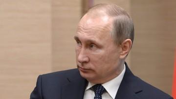 22-02-2016 20:45 Putin: uzgodnione z USA działania mogą odmienić sytuację w Syrii