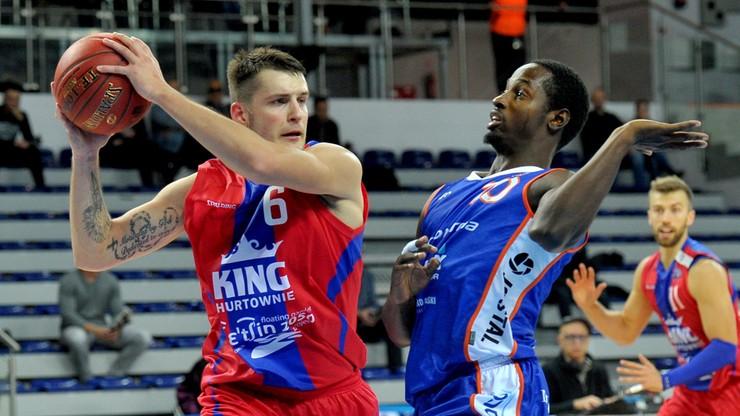 Ekstraklasa koszykarzy: King - Polpharma 66:87
