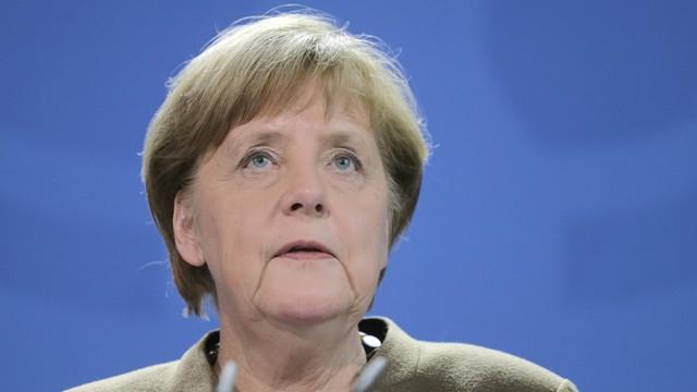 Merkel: sprawcy zamachów wrogami wartości europejskich
