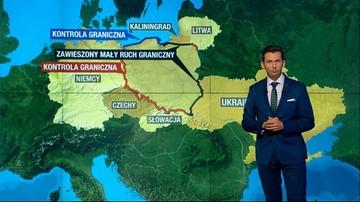 Szczyt NATO i ŚDM: od dziś kontrola także na granicach Polski z UE