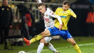 2016-12-12 Jagiellonia powróciła na fotel lidera! Gol Vassiljeva pogrążył Arkę