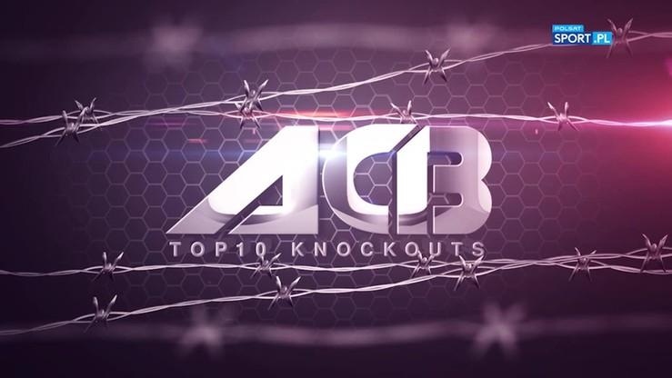 ACB: Najlepsze nokauty rosyjskiej organizacji!