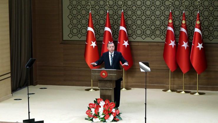 Prezydent Turcji pozywa prasowego magnata